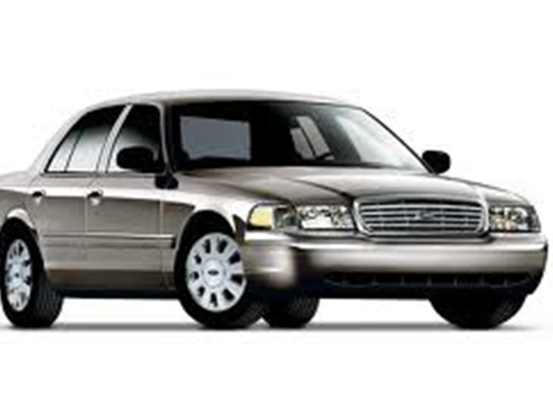 ford crown victoria about
